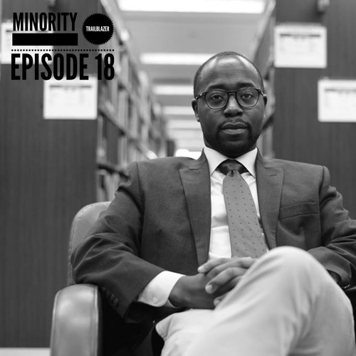 Ep 18:From War-Torn Liberia to Fulbright Awardee and NASA Engineer  w/ PHD Student Emmanuel Johnson