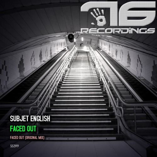 Subject English - Faced Out