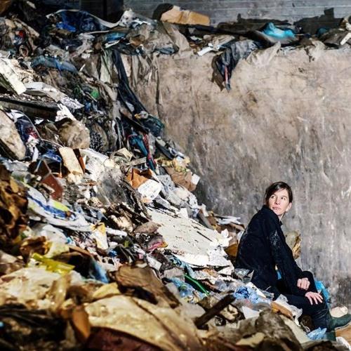 Annelies van Het Nieuwsblad doet Dagen Zonder Afval
