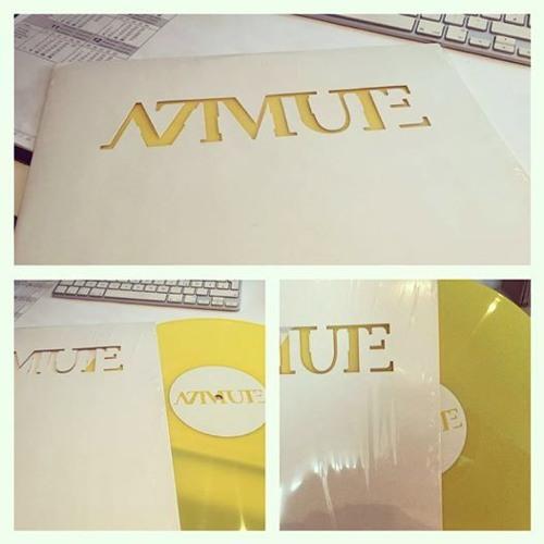 AZIMUTEyellow // vinyl only
