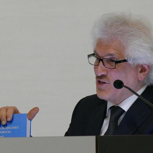 Rede von Feryad Fazil Omar anlässlich der Vorstellung des ersten deutsch-kurdischen Wörterbuches