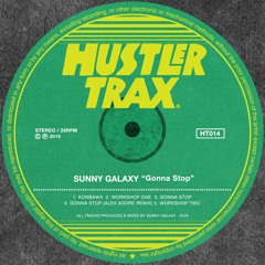 [HT014] Sunny Galaxy - Gonna Stop EP incl. Alex Agore Rmx [Out Now]