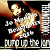 Jo Manji V Technotronic - Pump up the jam (Jo Manji's beach mix 2016)