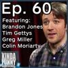 Brandon Jones (The Voice Of GameTrailers)(Special Guest) - Kinda Funny Gamescast Ep 60