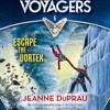 Voyagers: Escape the Vortex (Book 5) by Jeanne DuPrau, read by Robbie Daymond