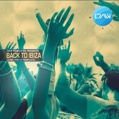 Back To Ibiza Logic Pro X Template