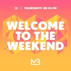Dan Bravo - Welcome To The Weekend 033 - DI.FM 18.02.2016