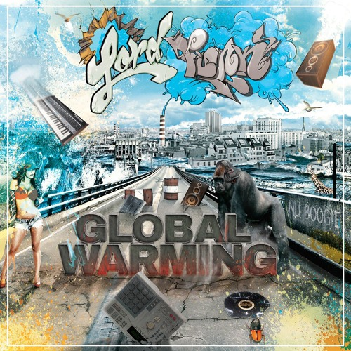 Lord Funk - Global Warming Teazzza [BFKLP032]