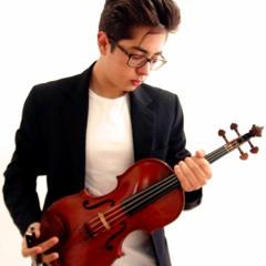 Mendelssohn violin concerto 1st mov - Lucas Farias (excerpt)