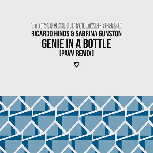 Ricardo Hinds & Sabrina Gunston - Genie In A Bottle (Pavv Remix) [FREE DOWNLOAD]