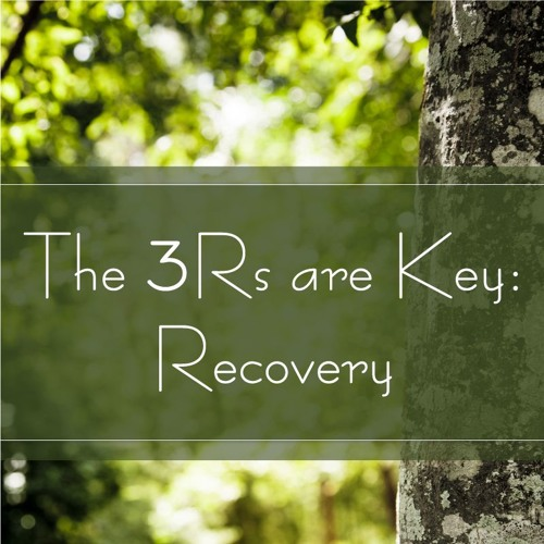 3Rs – Keys to Recovery