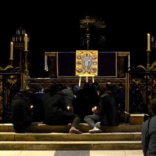 24h pour le Seigneur - Veillée de prière de Taizé