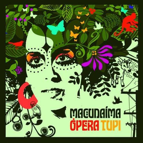 Macunaíma Ópera Tupi