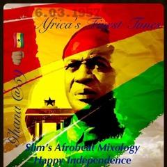 #Slim's Ghana @ 59th, Afrobeat Mixology Vol 1