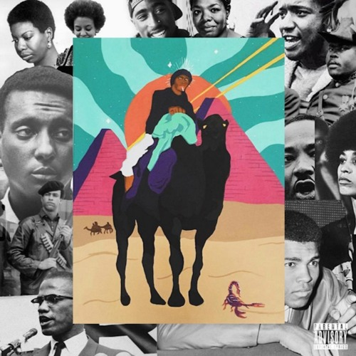 The Black Pharaoh EP