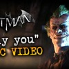 Joker Sings Only You (with Music) - Batman- Arkham City