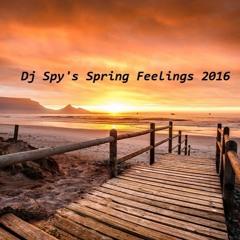 Dj Spy's Spring Feelings 2016