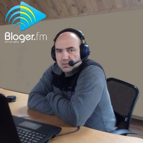 Роман Доник в студии Bloger.FM - 4 марта 2016 г.