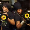 BLACK CHARIOT & ZION ROSE - BACK-A-YARD VIBES - PURE VINYL