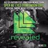 Ale Q & Avedon Ft. Jonathan Mendelsohn - Open My Eyes (Tom Swoon Edit) [Official EMF Anthem]