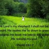 Download He Maketh Me To Lie Down In Green Pastures Mp3