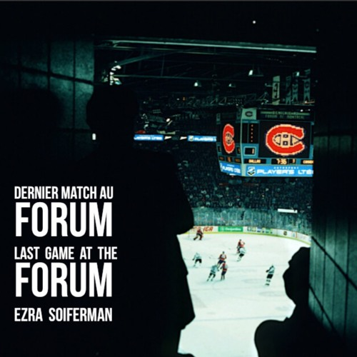 "Ezra Soiferman on CJAD w/Toula Drimonis re: ""Last Game at The Forum"" - March 5th, 2016"