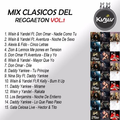 Kevin Aguilar & Jhonz Los Kiajev -  Clasicos