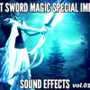 Light Sword Magic Special Impact Sound Effects Vol.01sample