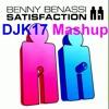 Benny Benassi & The Biz vs Armin van Buuren - Satisfaction Ping Pong (DJK17 Mashup)