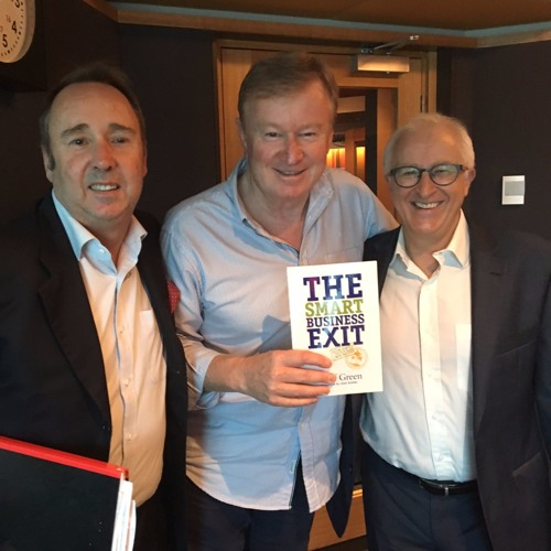 The Smart Business Exit interview on 3AW