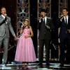 Come What May-▶ Jackie Evancho/Canadian Tenors-▶ Music of the Movies 2012