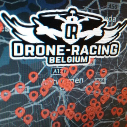 Drone-Racing Belgium on MNM radio.