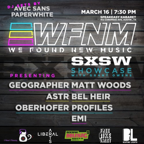 PODCAST 129: SXSW PREVIEW SPECIAL, GUESTS - RIVVRS,