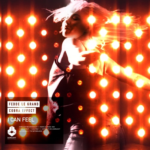 3. Fedde Le Grand And Cobra Effect - I Can Feel | OUT NOW