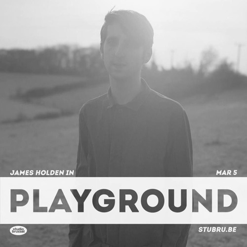Playground 2016 #9 - James Holden