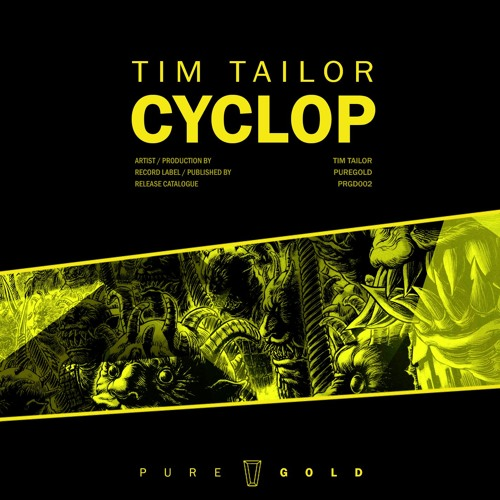 Tim Tailor - Cyclop (Original Mix)