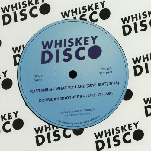 """Corsican Brothers """"I Like It"""" - Whiskey Disco"""