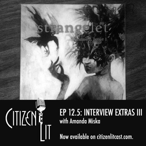Episode 12.5: Interview Extras III with Amanda Miska