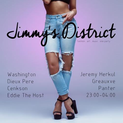 Jimmy's District Mixtape #6 by Cenkson.