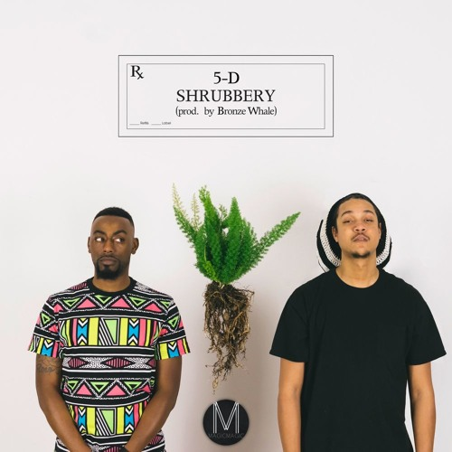 5-D - Shrubbery (prod. by Bronze Whale)