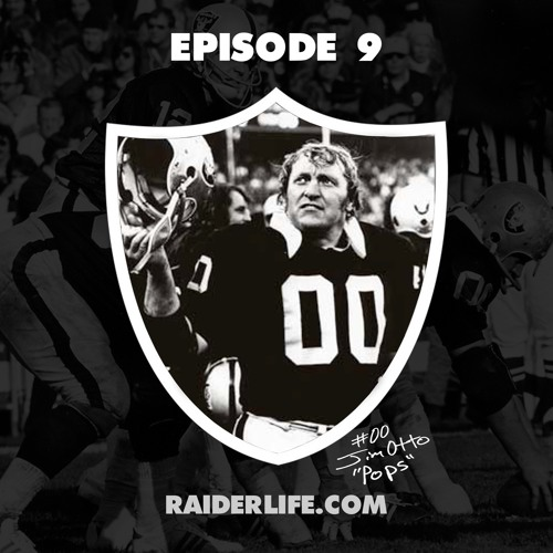 Episode 9 | #00 Jim Otto Special Guest