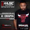 SPEAKLIFE Radio: New Music Friday - Conversation w/ K-Drama + Mr. Del [Episode 1.2]