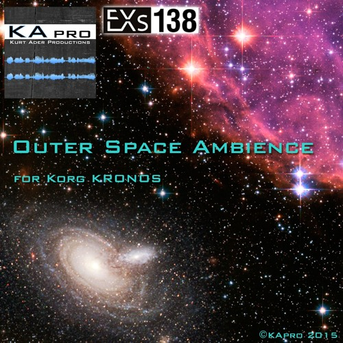 EXs138 Outer Space Ambience