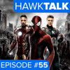 Spider-man in Civil War! Power Rangers Movie Casting! | HawkTalk Ep. 55