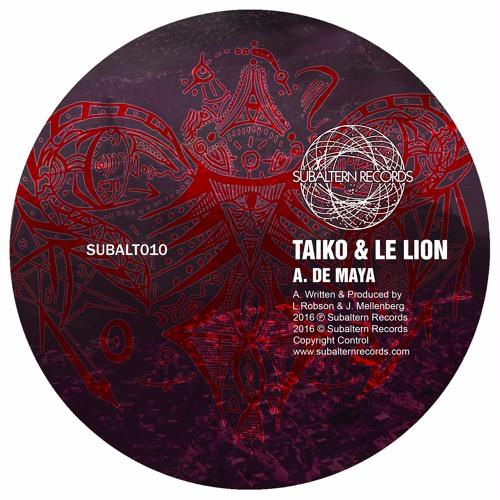 SUBALT010 - Taiko & Le Lion - Flummox EP + Mentha Remix - OUT NOW