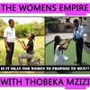 Is It Okay For Women To Propose To Their Male Partners