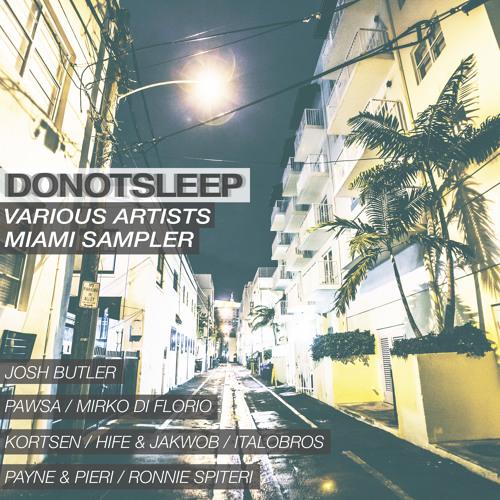 Josh Butler & PAWSA - Ghost Train [Do Not Sleep]