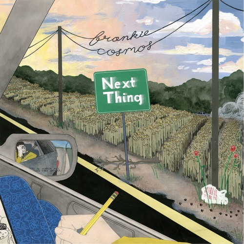 """Frankie Cosmos  """"On The Lips"""" Official Single"""