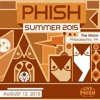Phish - Stash (Live at The Mann Center for the Performing Arts, 8/12/15)