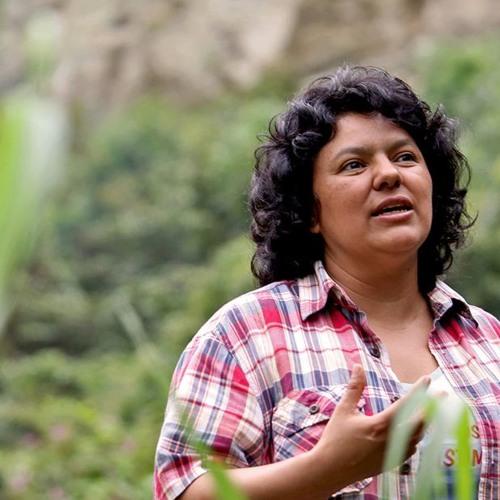 Justicia por Berta Cáceres y cese de agresiones a defensoras